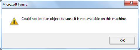 XL_Could_not_load_object_because_is_not_available_on_this_machine